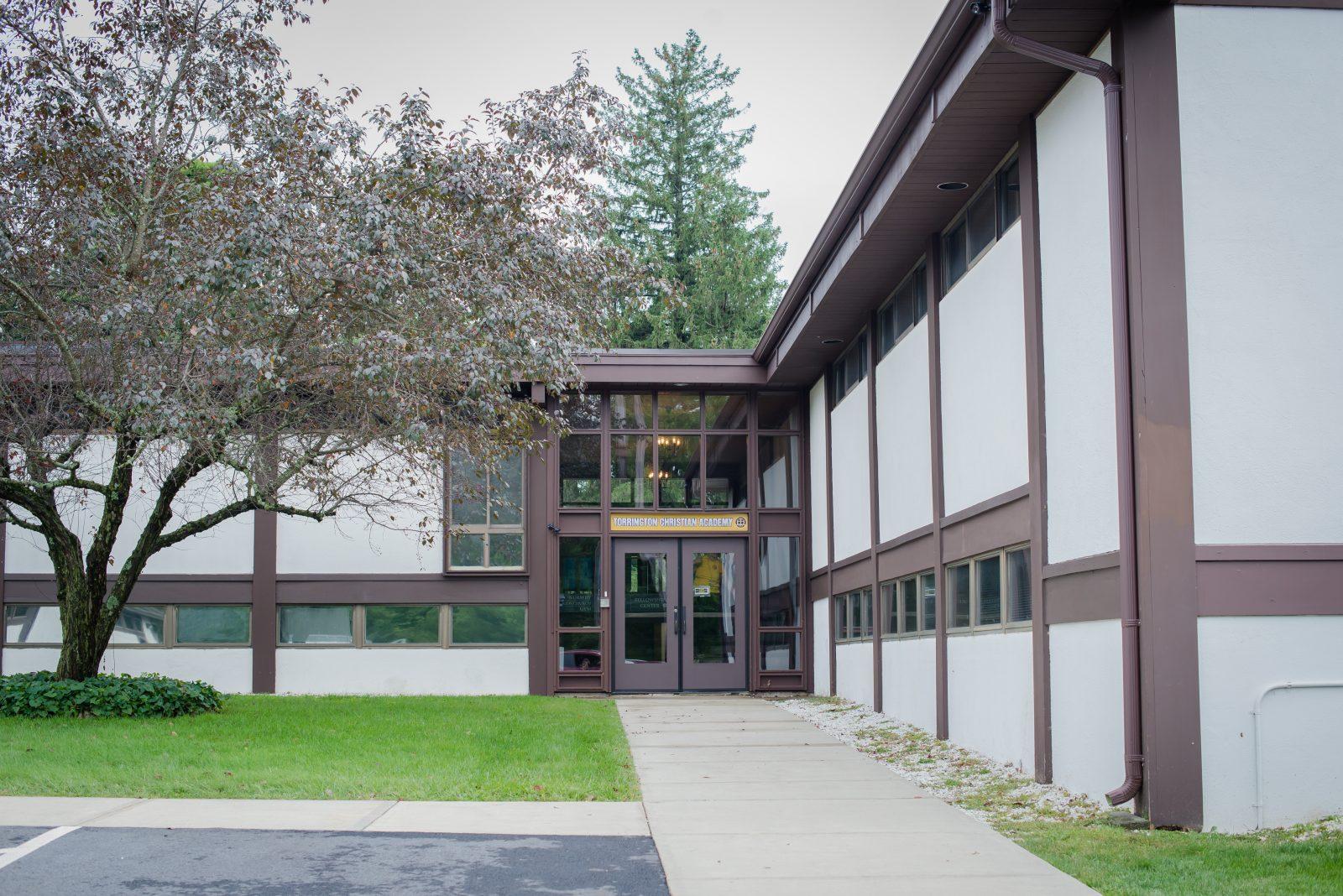 TCA front entrance